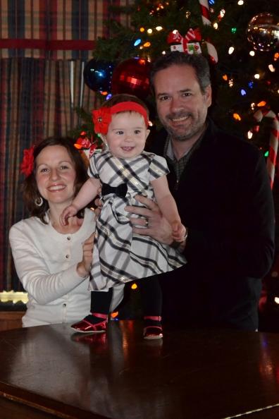 Christmas in W. Virginia 2013